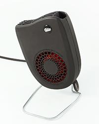 kupévärmare, Waveline, 1700W, schuko, stickkontakt, Calix, cab heater