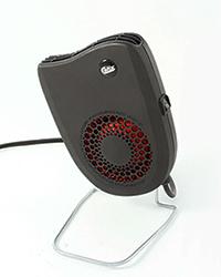 kupévärmare, Waveline, 800W, 1200W, schuko, stickkontakt, Calix, cab heater